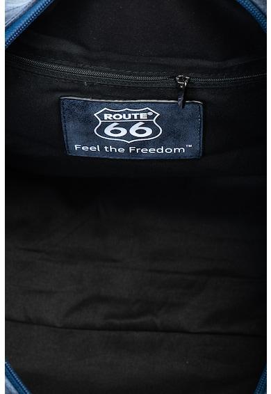 Route 66 Спортен сак от еко кожа и текстил Мъже