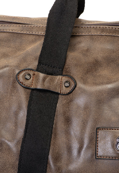 Route 66 Чанта от еко кожа и текстил Мъже