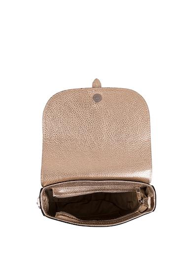 Mia Tomazzi Кожена чанта с метален ефект Жени
