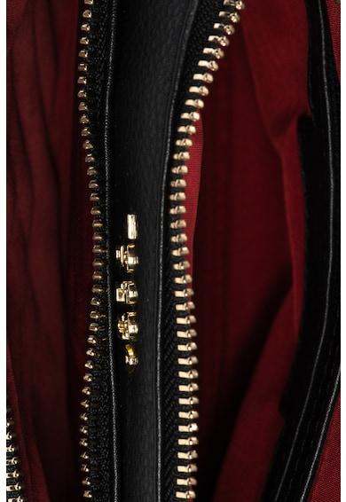 Tosca Blu Rucsac de piele, cu bareta de umar si detalii cu aspect matlasat Berlino Femei