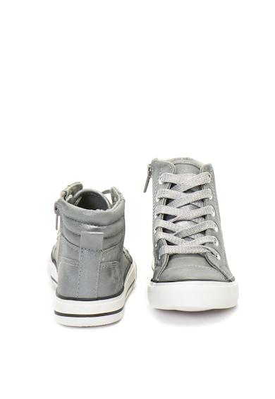 Z Kids Magas szárú műbőr sneakers cipő Lány