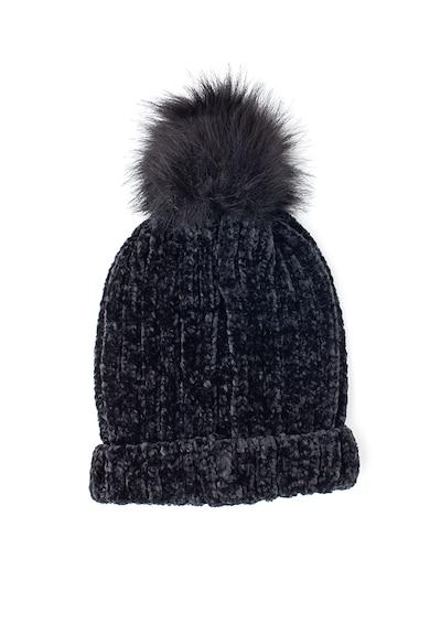 Gian Marco Venturi Комплект шапка с помпон и шал Жени