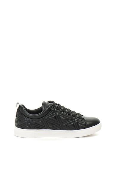 Emporio Armani Műbőr sneakers cipő női