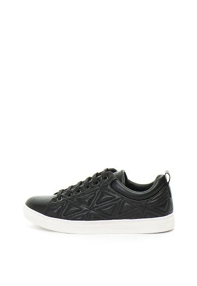 Emporio Armani Спортни обувки от еко кожа Жени
