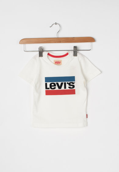 Levi's Kids Tricou cu imprimeu logo Baieti