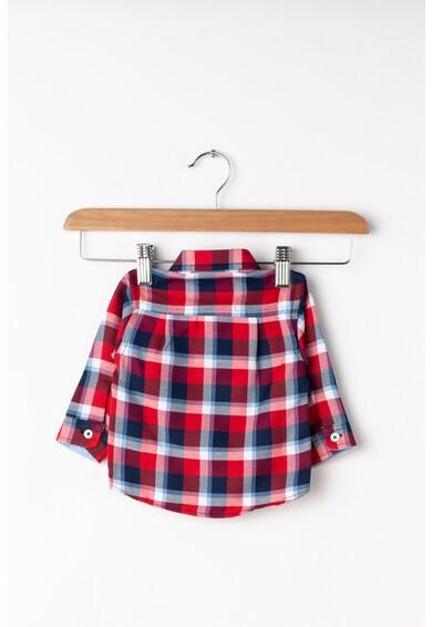 Dr. kid Карирана риза с джоб на гърдите Момчета
