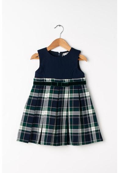 Dr. kid Разкроена рокля с обърнати плисета Момичета