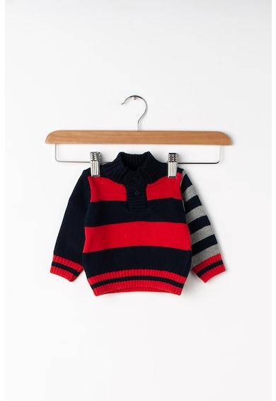 Dr. kid Раиран пуловер с вълна Момчета