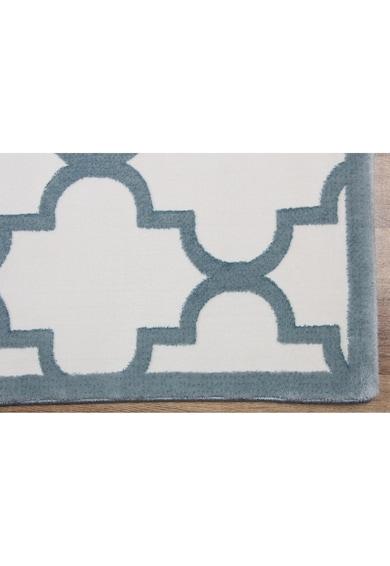 Eko Halı Covor CM 04  100% poliester, 120x170 cm, bej/albastru Femei