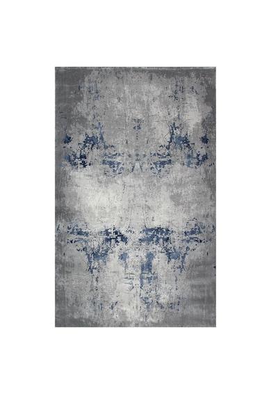 Eko Halı Covor CM 07  100% poliester, 80x300 cm, gri/albastru Femei