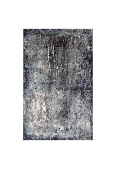 Eko Halı Covor EX 02  100% poliester, 120x170 cm, gri/albastru Femei