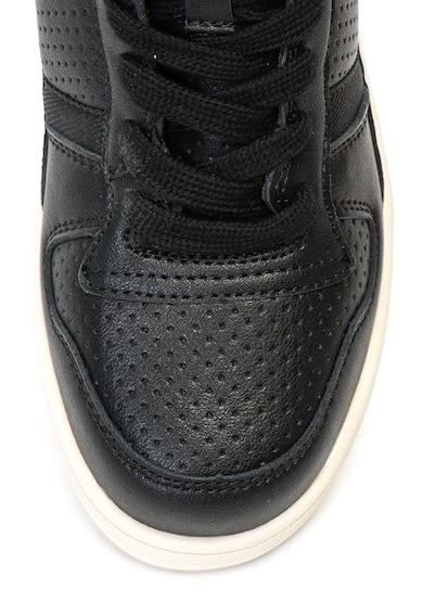 SUPERDRY Pantofi sport inalti de piele ecologica Urban Femei
