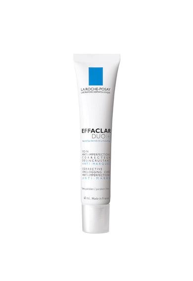 La Roche-Posay Tratament corector anti-imperfectiuni  Effaclar Duo+ cu efect anti-cicatrice, 40 ml Femei