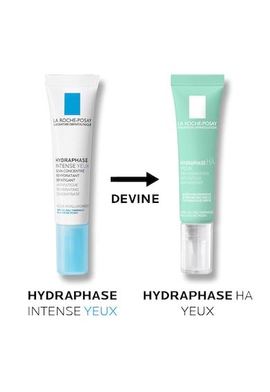La Roche-Posay Crema intens rehidratanta  Hydraphase Intense pentru conturul ochilor, 15 ml Femei