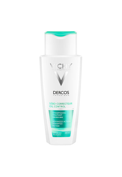 Vichy Шампоан за мазна коса  Dercos Oil Control, 200 мл Жени