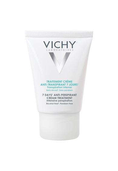 Vichy Deodorant crema  Tratament impotriva transpiratiei abundente, 7 zile, 30 ml Femei
