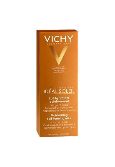 Vichy Хидратиращо автобронзиращо мляко за тяло и лице  Ideal Soleil, 100 мл Жени