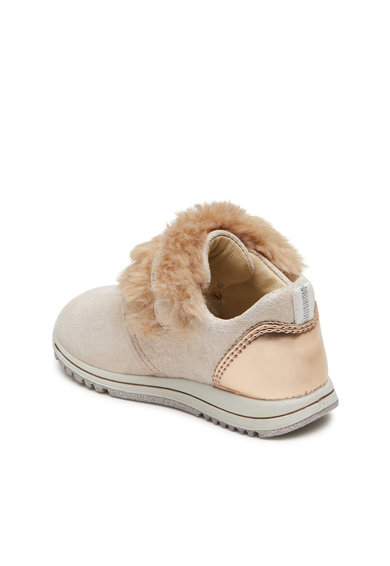 Primigi Велурени обувки с декорации Момичета