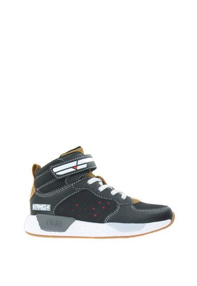 Primigi Pantofi sport inalti de piele ecologica Baieti
