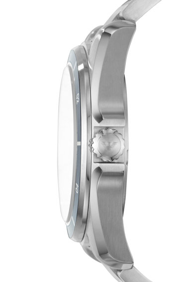 Emporio Armani Часовник Sigma с метална верижка Мъже