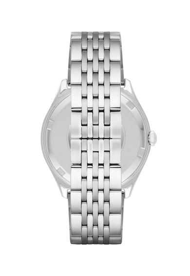 Emporio Armani Часовник Zeta с метална верижка Мъже