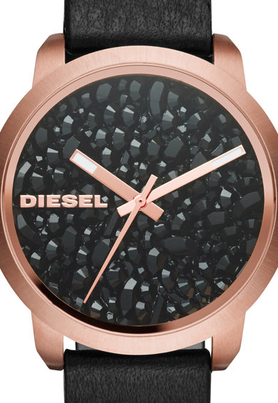 Diesel Flare Series kerek analóg karóra női