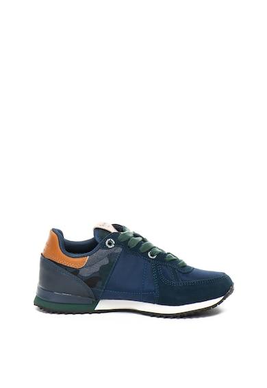Sydney textil és nyersbőr sneakers cipő - Pepe Jeans London ... 1ae17ddae7