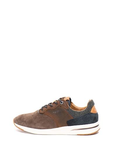 Jayker bőr és textil sneakers cipő - Pepe Jeans London (PMS30481-884) 310357449c
