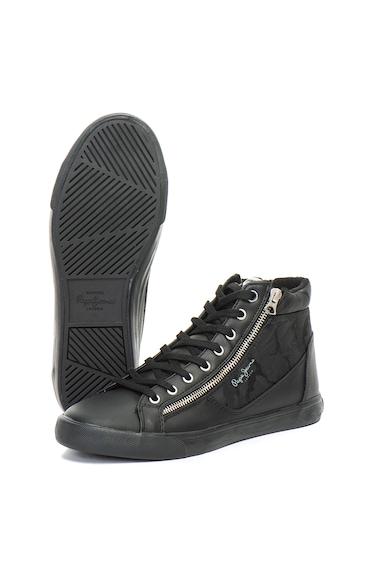 Pepe Jeans London Pantofi sport mid-high Marton Barbati