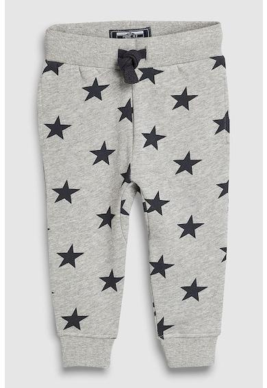 NEXT Set de pantaloni sport cu model cu stele - 3 perechi Baieti