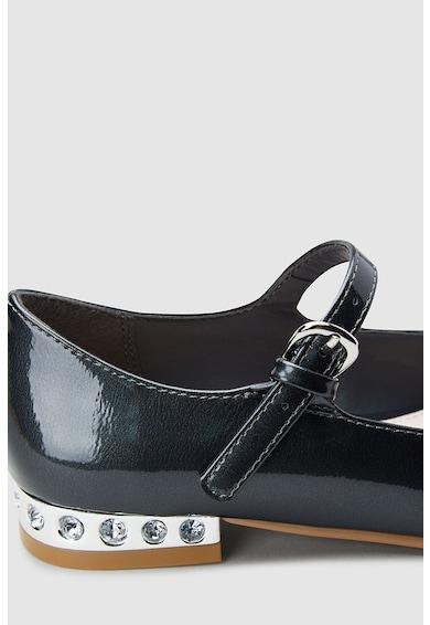 NEXT Lakkozott hatású pántos cipő Lány