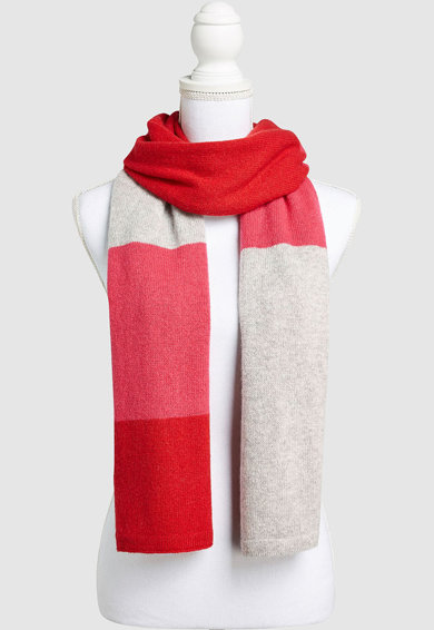 NEXT Fular de lana si casmir Femei