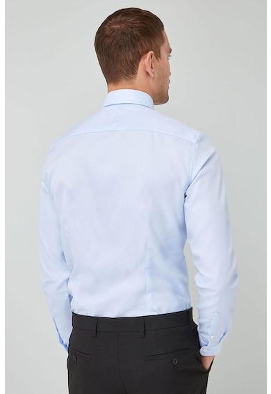 NEXT Texturált slim fit ing férfi