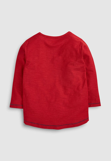 NEXT Bluza cu imprimeu Baieti