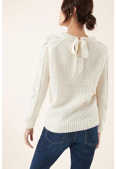 NEXT Pulover tricotat cu terminatii striate Femei