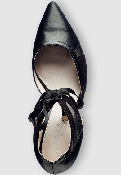 NEXT Pantofi d'Orsay de piele ecologica Femei