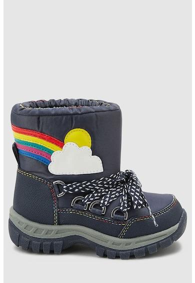 NEXT Ботуши за сняг с апликация Момичета
