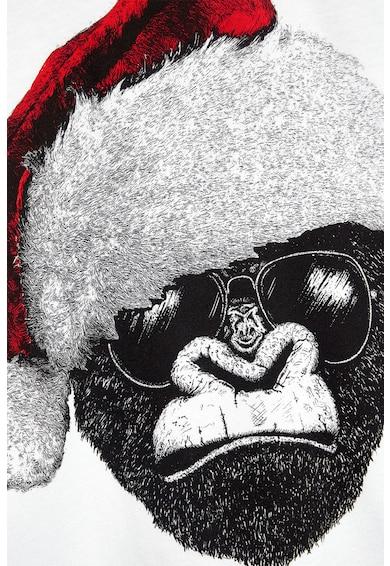 NEXT Tricou din bumbac cu imprimeu cu gorila Baieti
