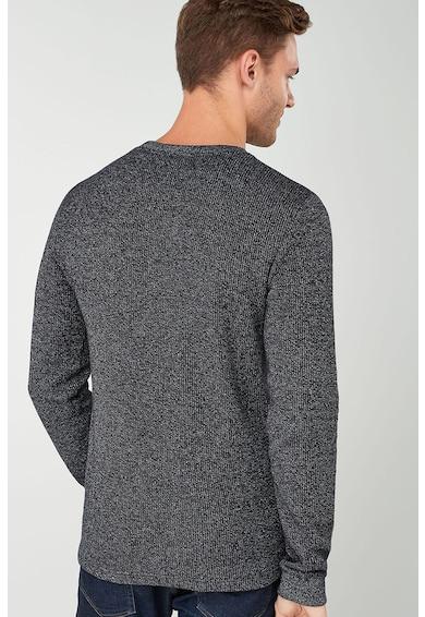NEXT Пуловер с релеф по тялото Мъже