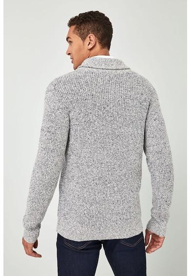 NEXT Свободен пуловер с шал-яка Мъже