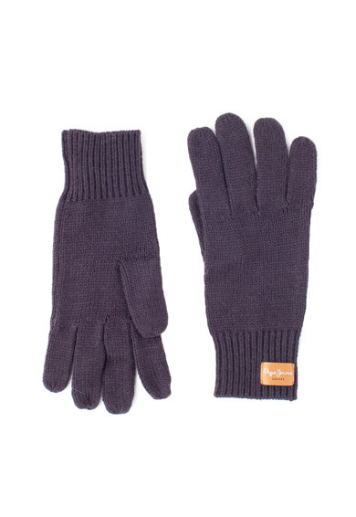 Pepe Jeans London Плетени ръкавици Elissa Жени
