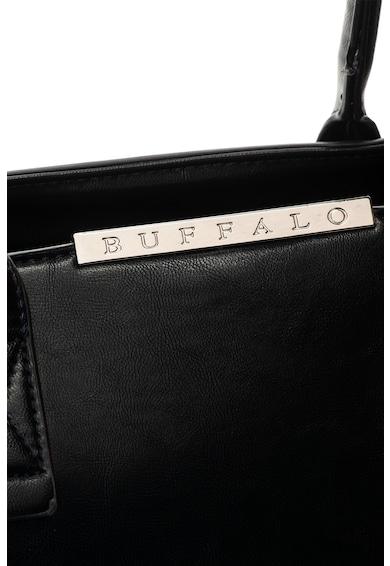 Buffalo Geanta bowler de piele ecologica Femei