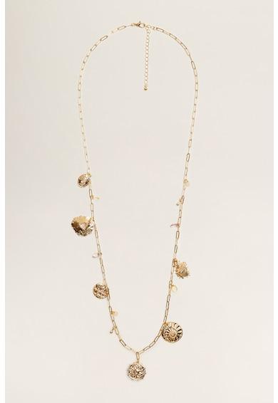 Mango Luz nyaklánc különböző medálokkal női