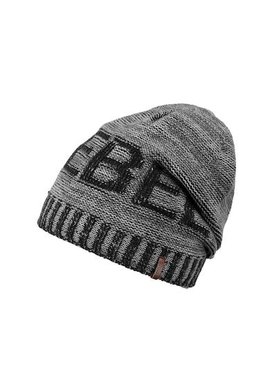 Barts Плетена шапка Rebel с щампа Момчета
