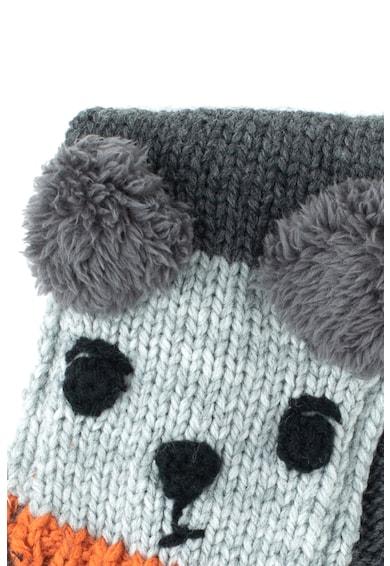 Barts Плетен шал с разнородни детайли Момчета