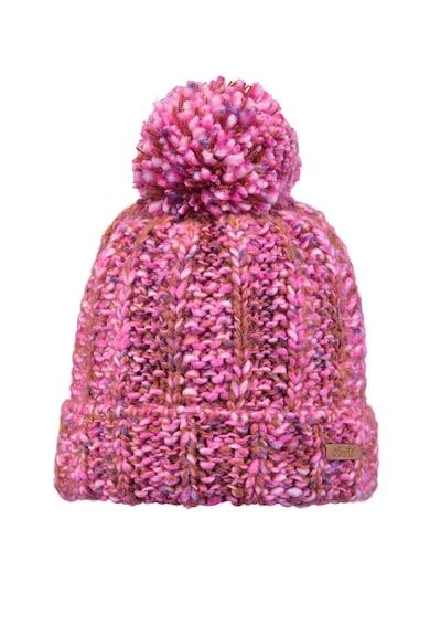 Barts Плетена шапка Myla с помпон Момичета