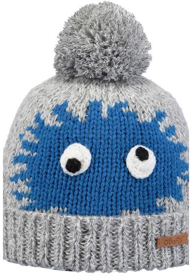 Barts Плетена шапка Geri с помпон Момчета