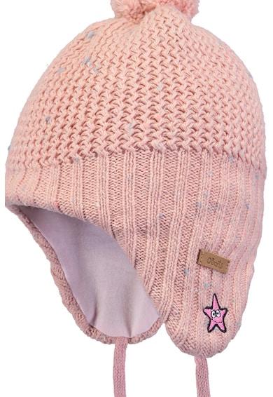 Barts Caciula tricotata cu ciucure Chip Fete