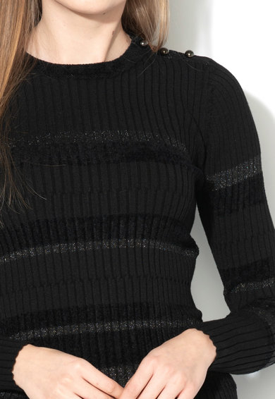 Liu Jo Раиран пуловер с рипсен ефект Жени