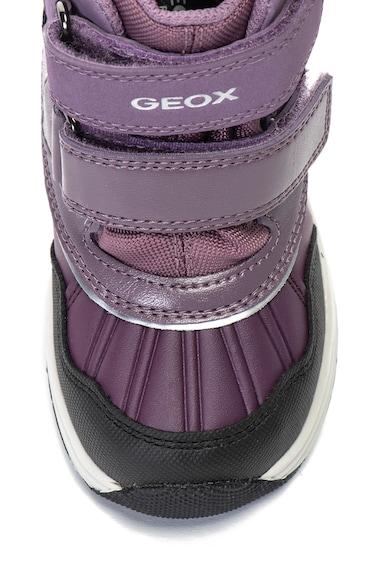 Geox Gulp bakancs csillámos részletekkel Lány